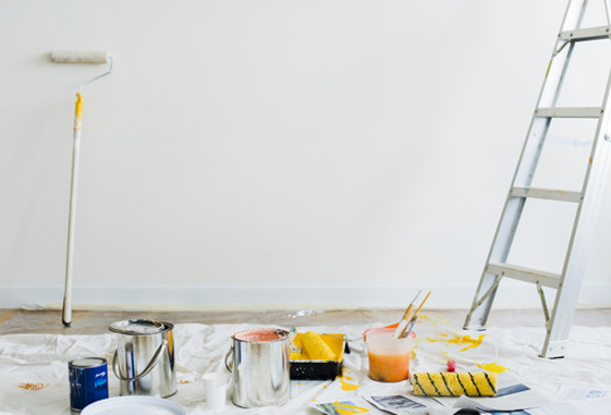 Do Painting Contractors Recommend Oil-Based or Latex When House Painting in San Ramon?