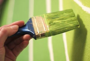 "Comparison of ""Green"" Paints before House Painting in San Ramon"