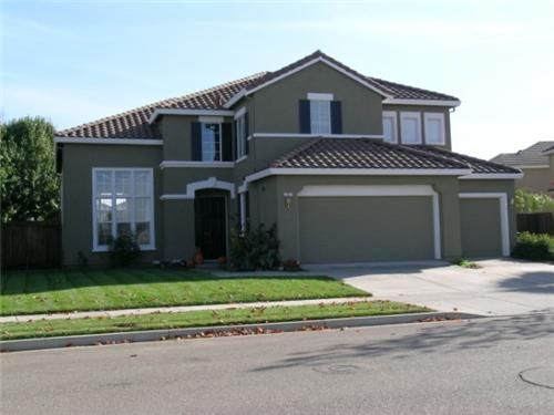 Exterior House Painting in San Ramon