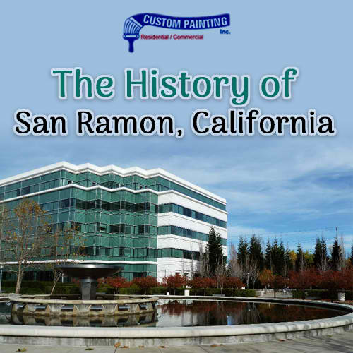 The History of San Ramon, California