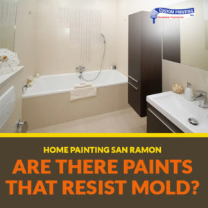 Home Painting San Ramon – Are There Paints That Resist Mold?