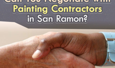 Can You Negotiate with Painting Contractors in San Ramon?