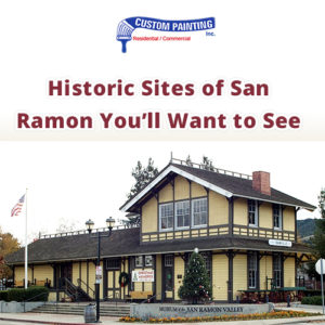 Historic Sites of San Ramon You'll Want to See